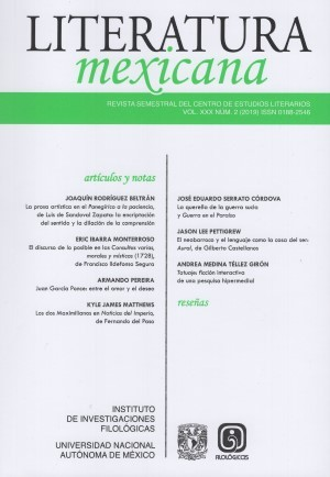 Literatura Mexicana
