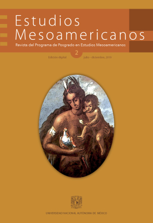 Estudios Mesoamericanos. Formato digital