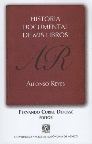 Historia documental de mis libros