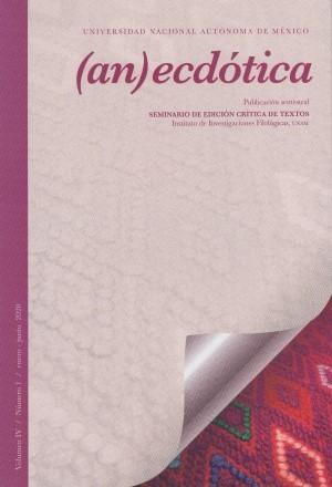 (an)ecdótica