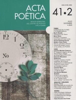 Acta Poética