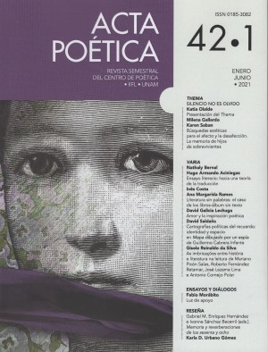 Acta Poetica