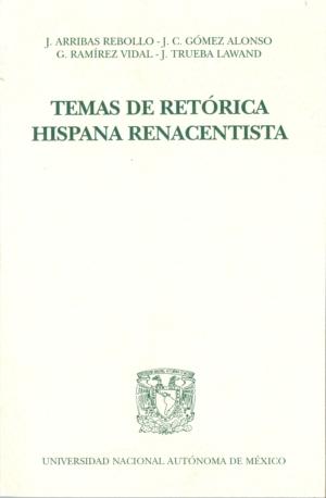 Temas de retórica hispana renacentista