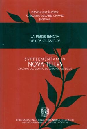 La persistencia de los clásicos. SVPPLEMENTVM IV. NOVA TELLVS
