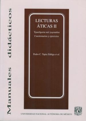 Lecturas áticas II. Cuestionarios y ejercicios