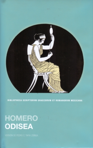 Odisea. Homero
