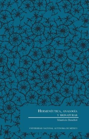 Hermenéutica, analogía y signaturas